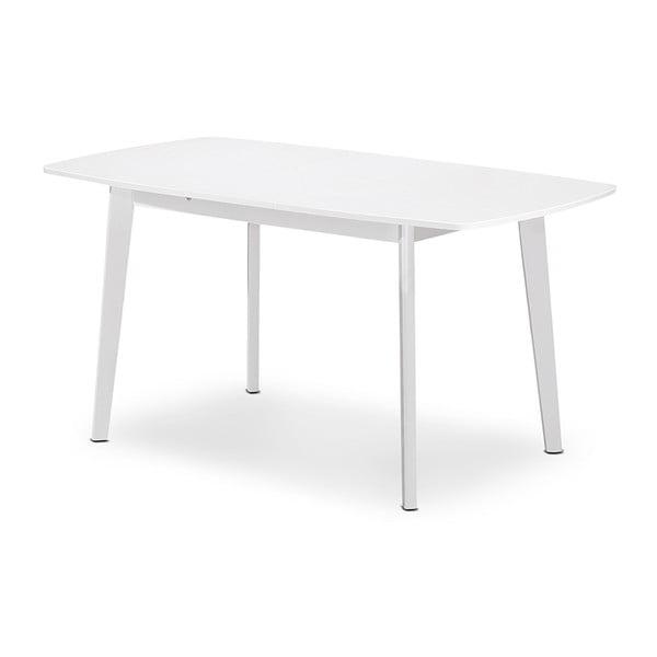 Stół rozkładany Teo, 120-150 cm, biały