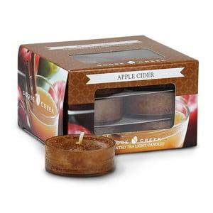 Zestaw 12 tealight Goose Creek Cydr jabłkowy