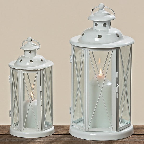 Komplet 2 lampionów Annamaria