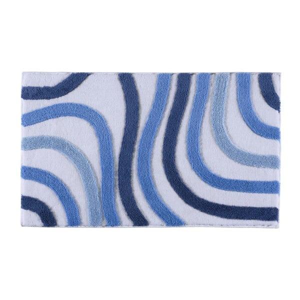 Dywanik łazienkowy Sardes Blue, 60x100 cm