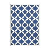 Niebieski dywan Zala Living Noble, 140x200 cm