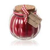 Świeczka Fruit Pots, truskawki
