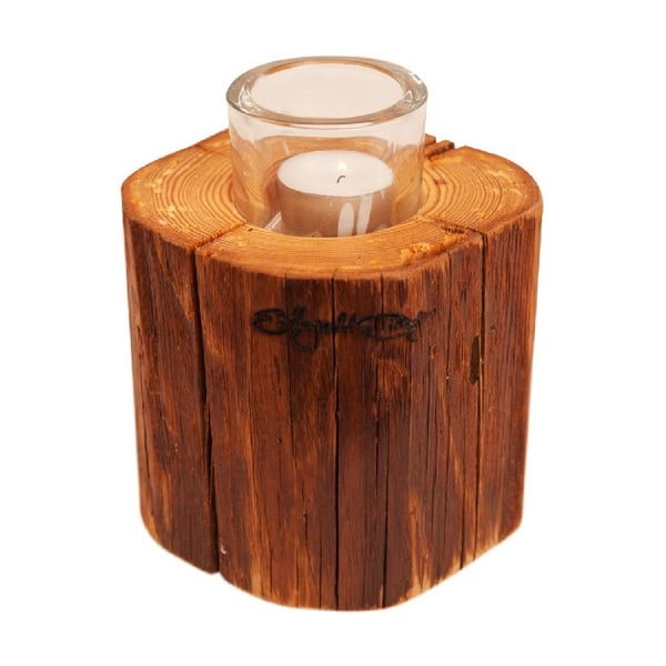 Świecznik Lumberjack I
