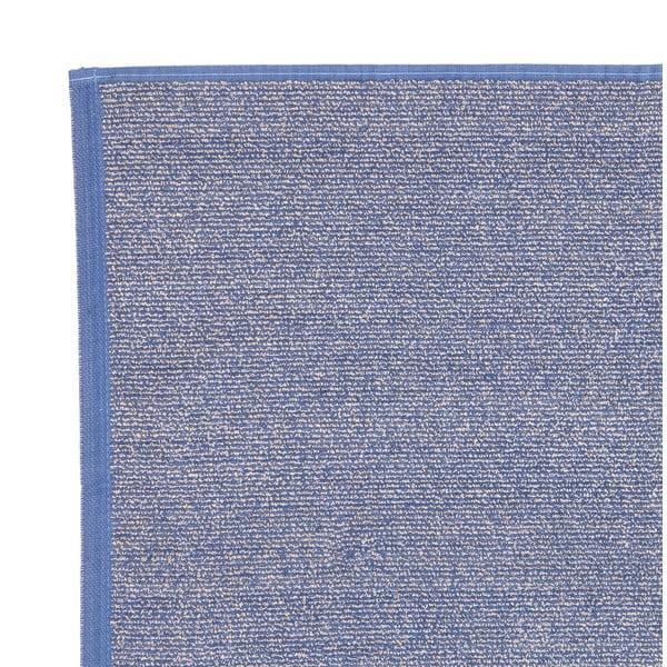 Komplet 2 niebieskich ręczników Casa Di Bassi Stripe, 50 x 70 cm