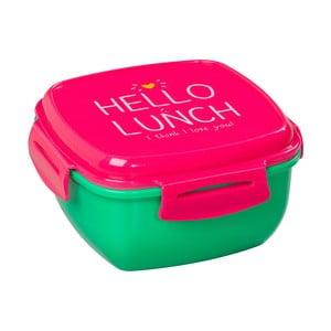 Pudełko na lunch Happy Jackson Hello