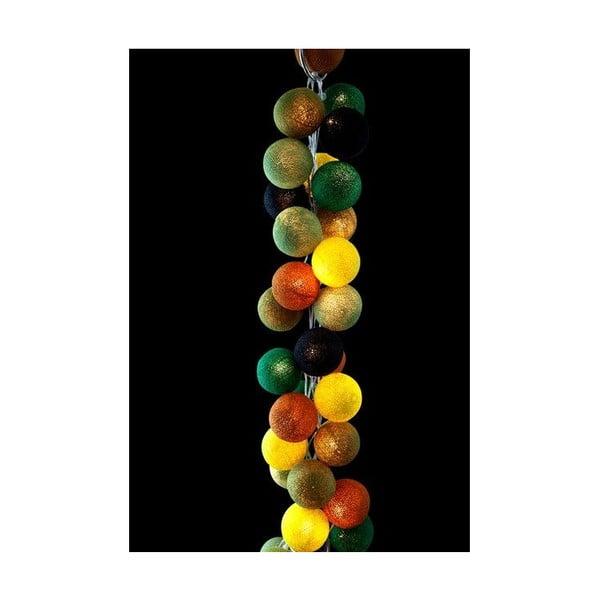 Girlanda świetlna Wasabi, 50 światełek