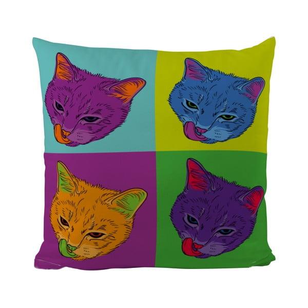 Poduszka Butter Kings Warhol Cats