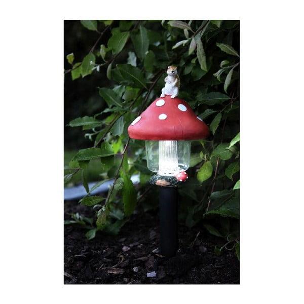 Dekoracyjne oświetlenie ogrodowe Best Season Mushroom