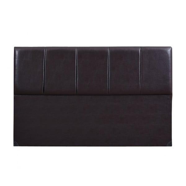 Zagłówek łóżka Perla Bitter Brown, 102x140 cm