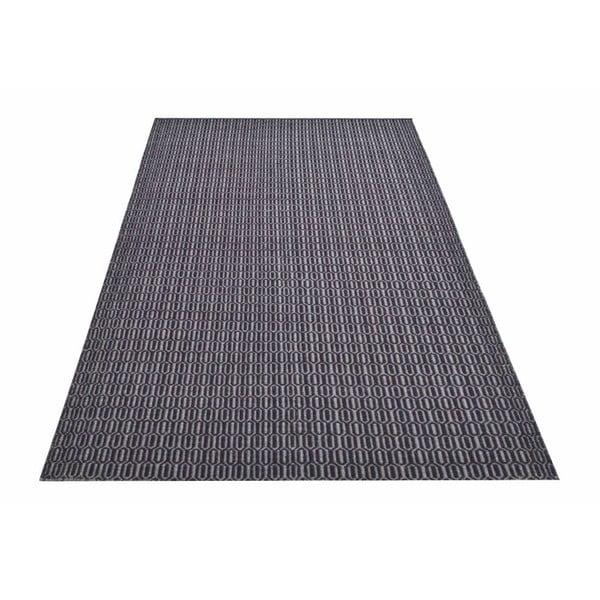 Ręcznie tkany kilim Flat Honey White, 140x200 cm