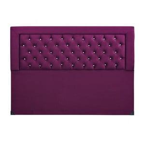 Zagłówek łóżka Jotem Purple, 120x160 cm