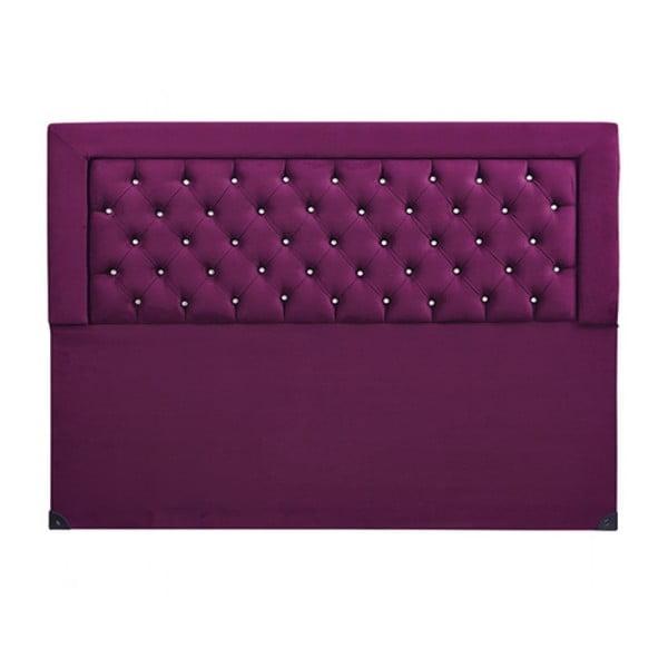 Zagłówek łóżka Jotem Purple, 120x140 cm