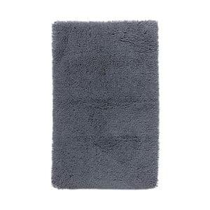 Ciemnoszary dywanik łazienkowy Aquanova Mezzo, 60x100cm