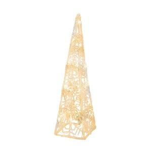 Dekoracja świecąca Best Season Crystal Cone, 45 cm