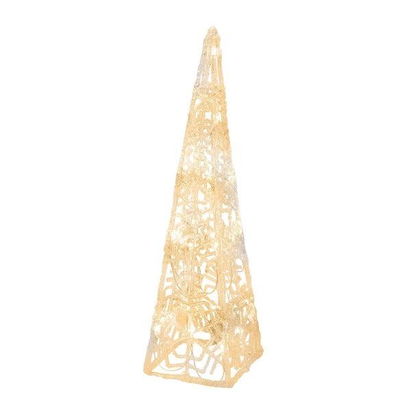 Świecąca dekoracja Crystal Cone 24