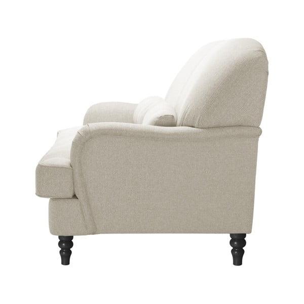 Kremowa sofa 2-osobowa Jalouse Maison Bella