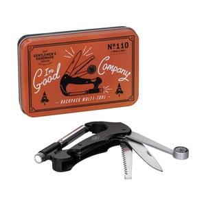 Wielofunkcyjny scyzoryk dla podróżników Gentlemen's Hardware Good Company
