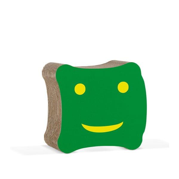 Kartonowe krzesełko dziecięce Biscotto Green