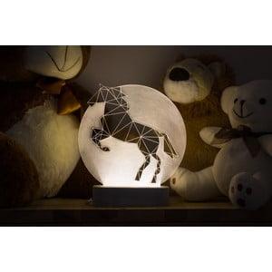 Lampka Horse Full Moon