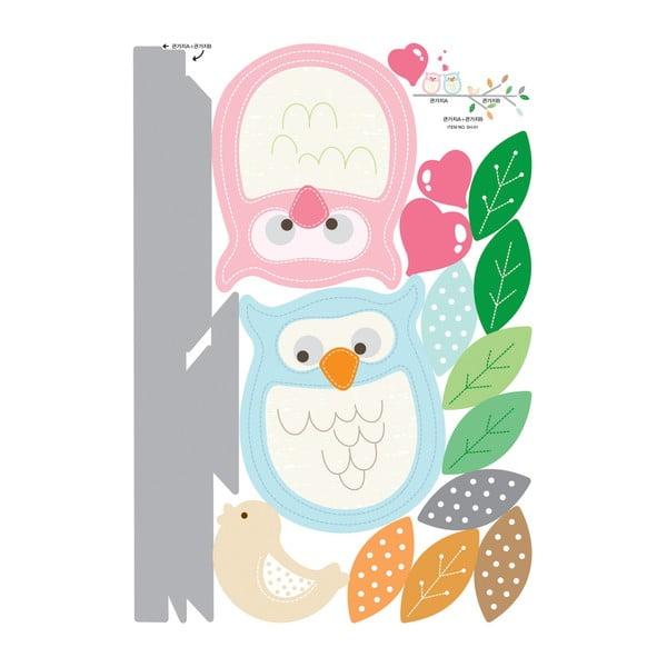 Naklejka Fanastick MaDéco Owls