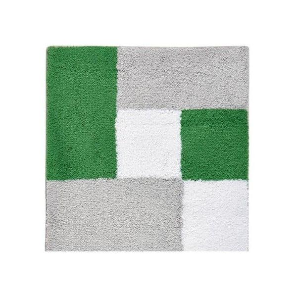 Dywanik łazienkowy Zamba Green, 60x60 cm