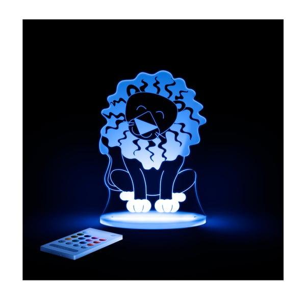 Dziecięca lampka nocna LED Aloka Lew