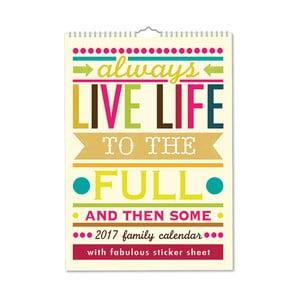 Kalendarz rodzinny Portico Designs Say So