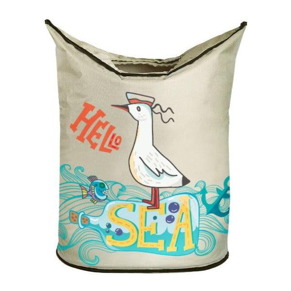 Kosz na bieliznę Hello Sea