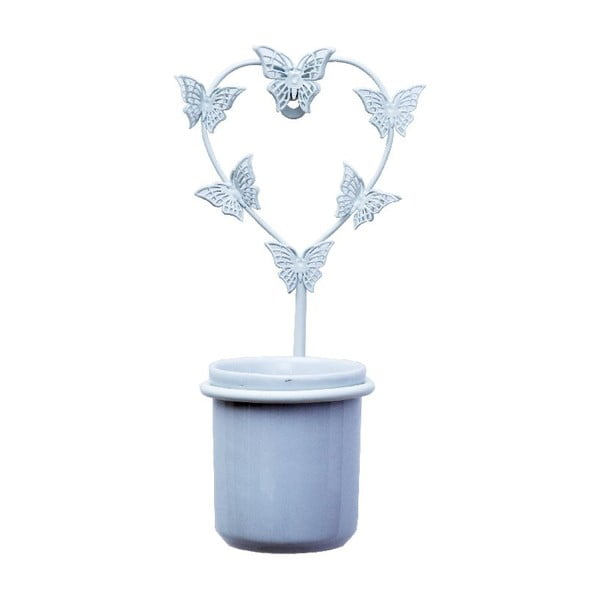 Metalowy uchwyt na kubek Butterfly