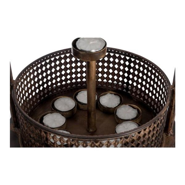 Świecznik Carousel, 26x26x66 cm