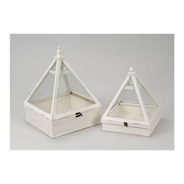 Miniszklarnia Pyramide (2 sztuki)