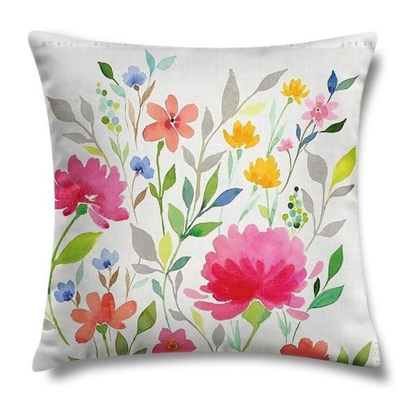 Poduszka Beautiful Flowers, 43x43 cm