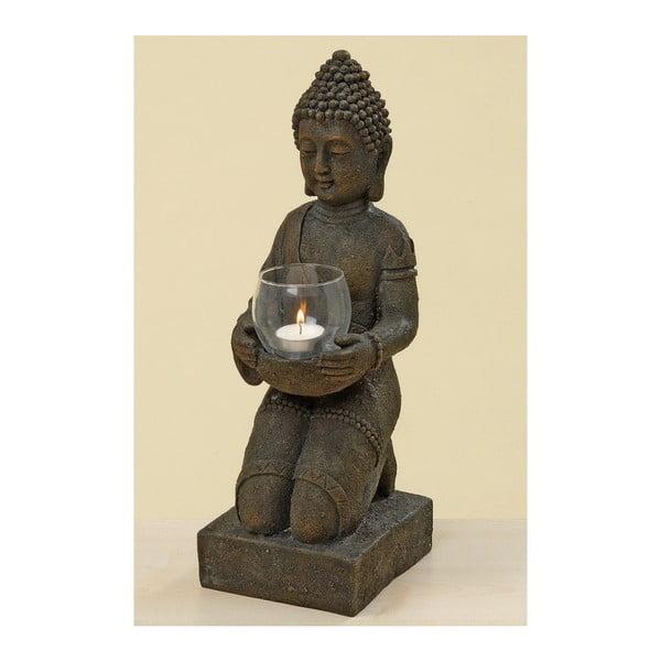 Świecznik Budhha