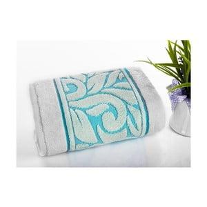 Ręcznik Ahsen Turquoise, 50x90 cm