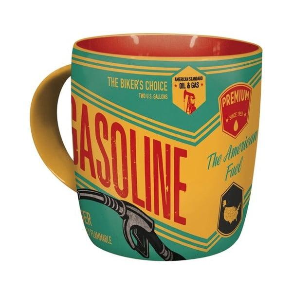 Kubek ceramiczny Gasoline, 330 ml