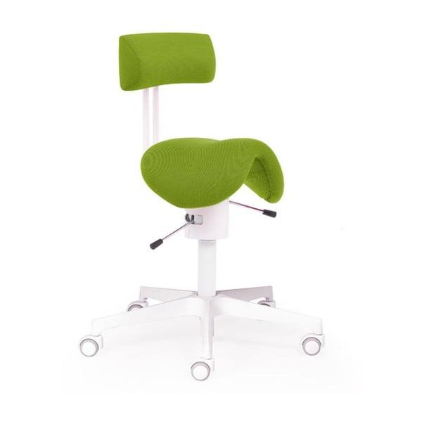 Krzesło biurowe Ergo Flex WT, zielone