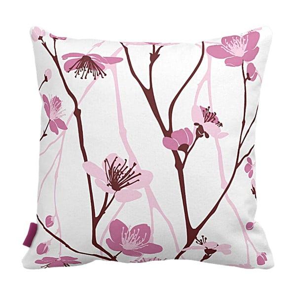 Poduszka Cherry Flower, 43x43 cm