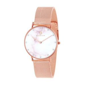 Różowy zegarek damski Black Oak Marble
