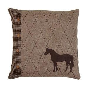 Poduszka France Horse, 50x50 cm