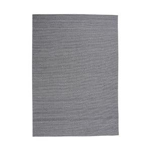 Wełniany dywan Casa Black/White, 160x230 cm