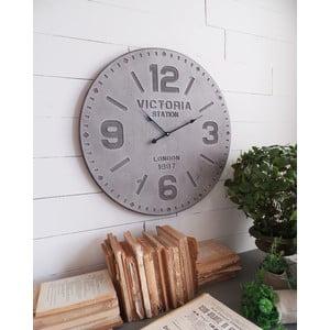 Zegar naścienny Victoria Station, 60 cm