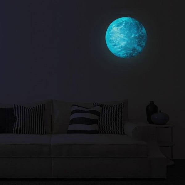 Naklejka świecąca w ciemności Fanastick Earth