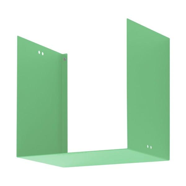 Półka Geometric One, zielona