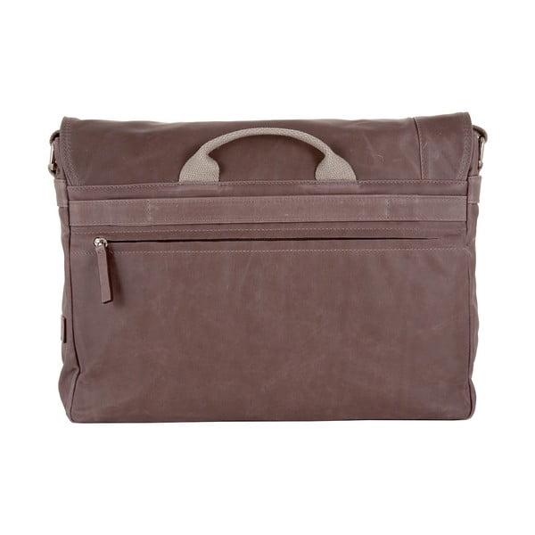 Męska torba listonoszka Vintage Grey