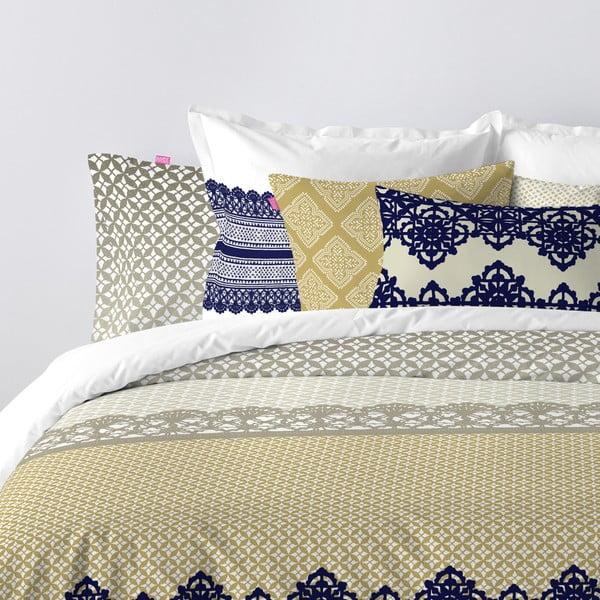 Poszwa na kołdrę z czystej bawełny Happy Friday Embroidery,200x200cm