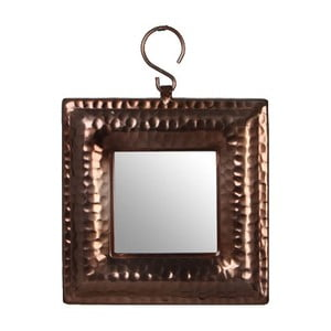 Lustro Laura Bronze, 17x17 cm