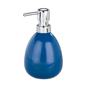 Granatowy dozownik do mydła Wenko Polaris Dark Blue