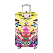 Pokrowiec na walizkę LOQI Flower Dream