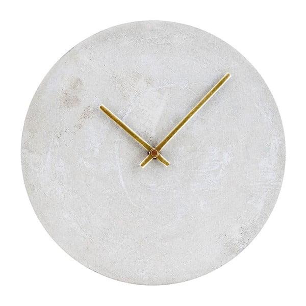 Zegar   ścienny House Doctor Watch Gold