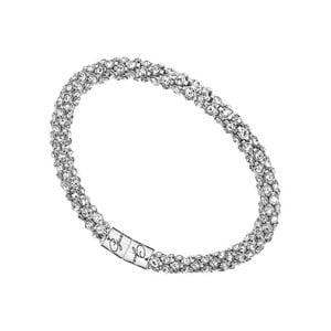 Bransoletka GUESS Silver Shine